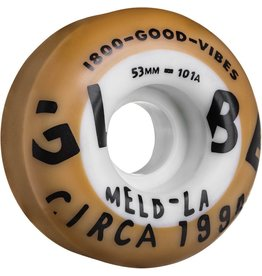 Globe GLOBE good vibes dual pour Antibrass/White