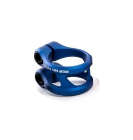Ethic DTC scooter parts Ethic DTC clamp Sylphe 31,8  blauw