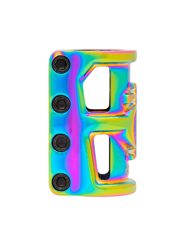 TRIAD Oath scooters Oath clamp 4 bouten cage SCS neochrome
