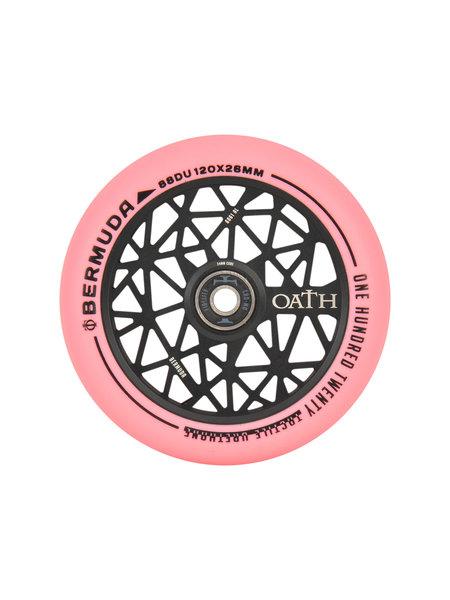 TRIAD Oath Bermuda Wheels Black/Pink