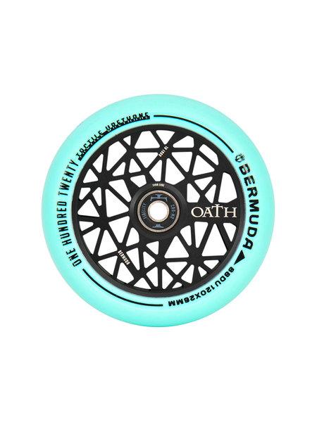 TRIAD Oath Bermuda Wheels Teal/Black