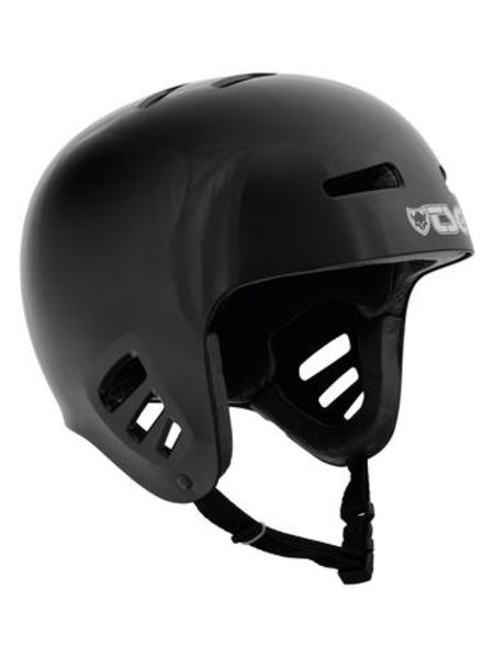 TSG Dawn Helm Solid Black