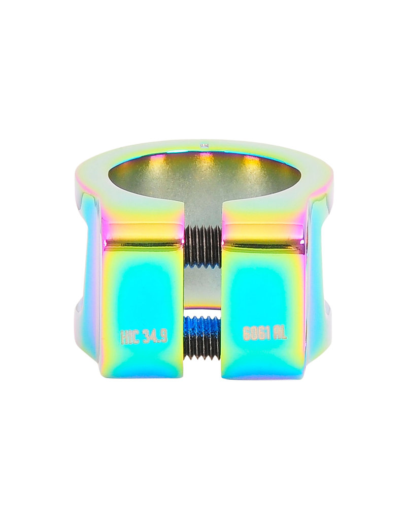 TRIAD Oath scooters Triad Oath clamp 2 bolts cage neo chrome