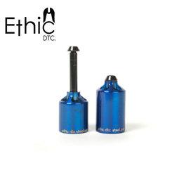 Ethic  Ethic DTC steel pegs blauw