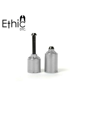 Ethic DTC  Steel Pegs Chrome