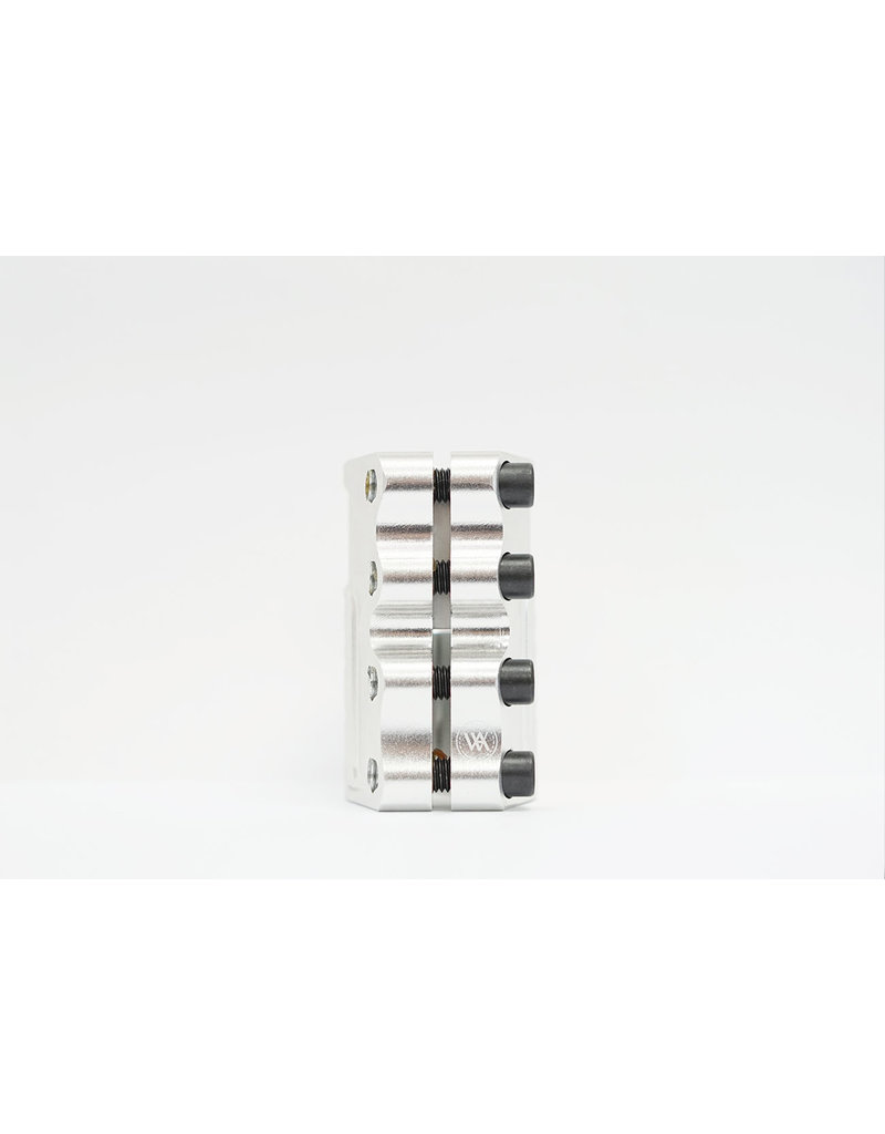 Hang5Gear Hang5Gear Wyatt Anderson SCS clamp zilver