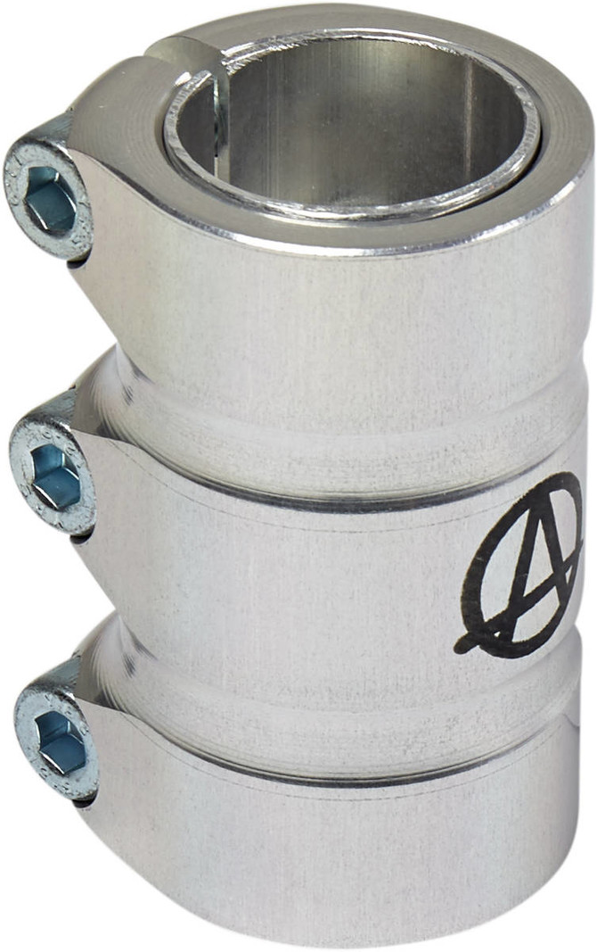 Apex Gama SCS Clamp Silver
