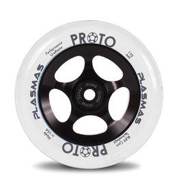 Proto Proto Plasma wielen 110mm zwart set`