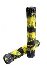Eagle supply Addict x Eagle OG grips geel zwart 180mm