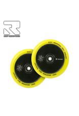 Root Industries Root 110mm air radiant wielen zwart geel