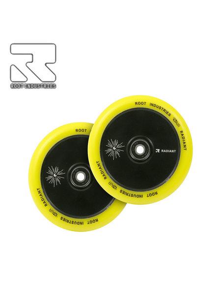 Root Industries Air Radiant Wheels Black/Yellow