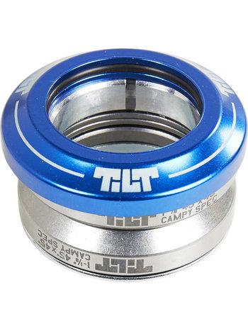 Tilt Integrated  Headset Blue