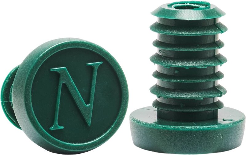 North  Essential Grips Forest Green