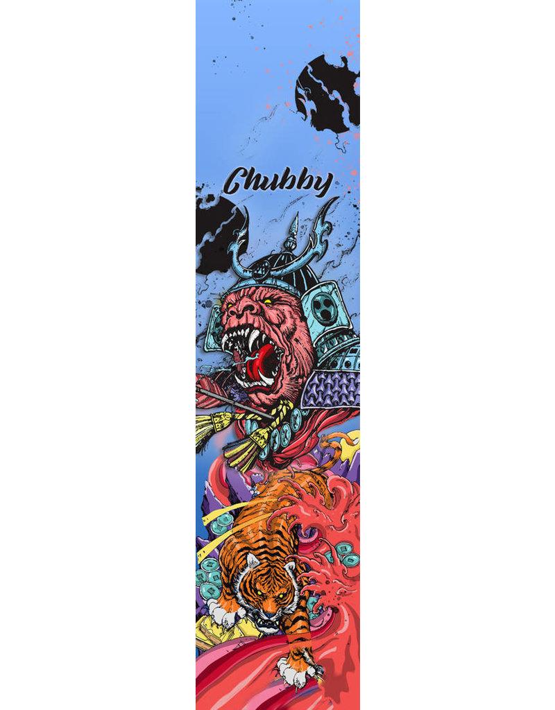 Chubby Wheels Chubby Gorilla Samurai griptape