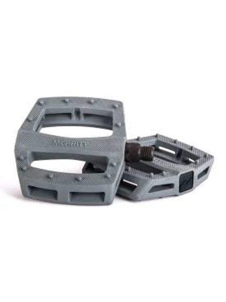 Merritt MERRIT P1 Pedals Gunmetal grey