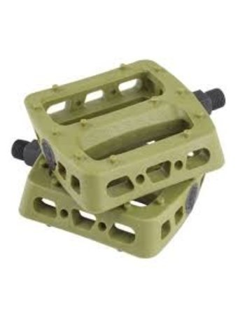 Odyssey Twisted pedalen Green
