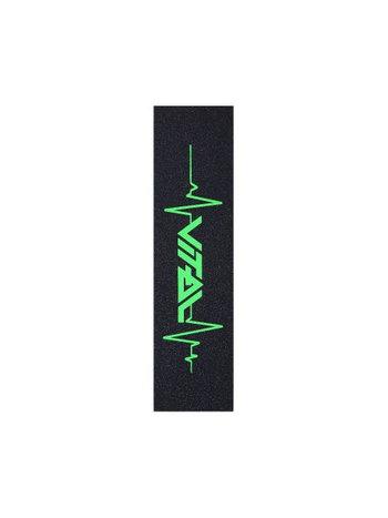 Vital Heartbeat Griptape Green