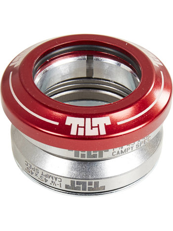Tilt Integrated headset Red