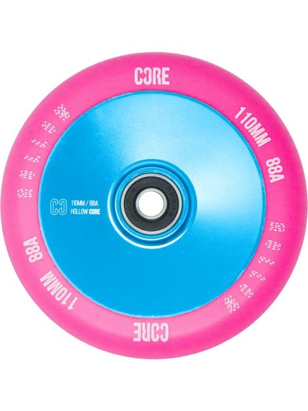 Core Hollowcore V2 Wheels Pink/Blue