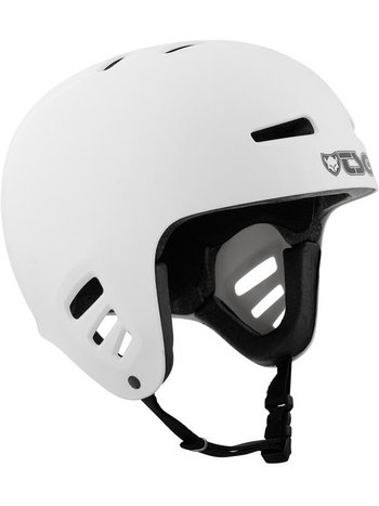 TSG Dawn Helm Solid White