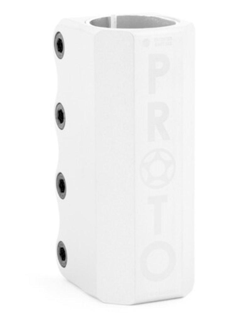 Proto Proto Full Knuckle V2 SCS Clamp Silver