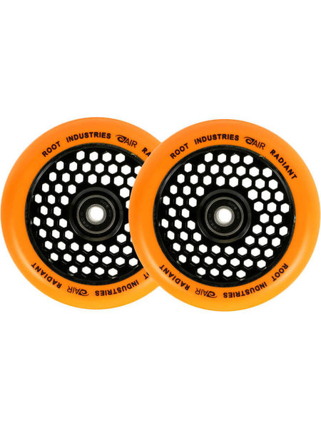 Root Industries Honeycore Wheels Orange
