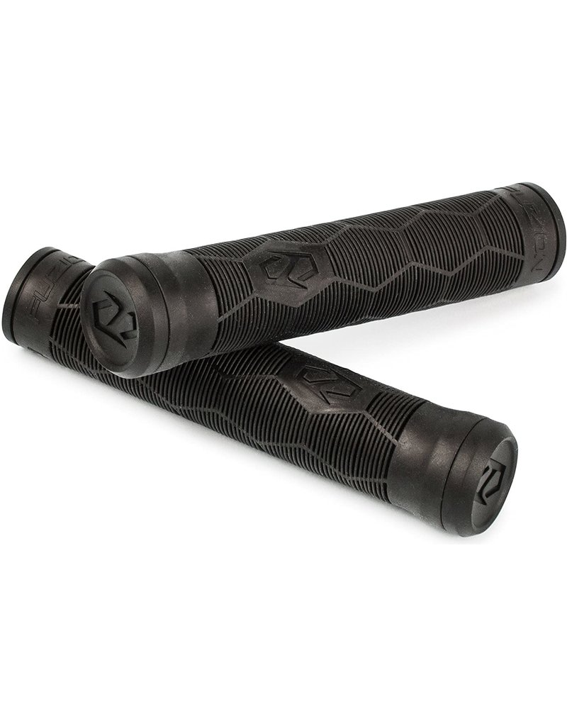 Fuzion pro scooters Fuzion Hex swirl grips zwart