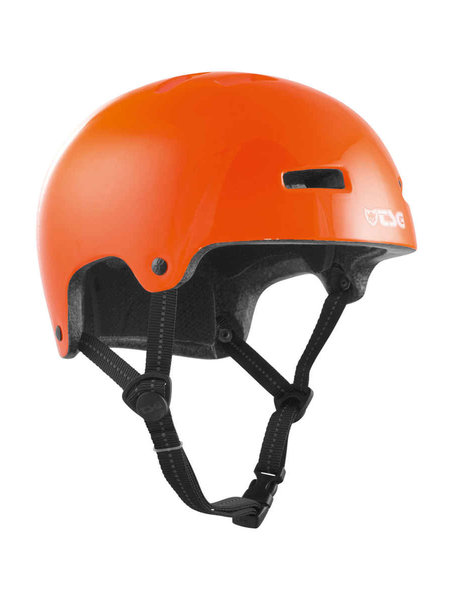 TSG Nipper Helm Gloss Orange