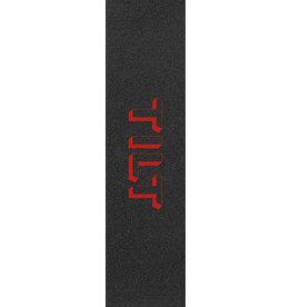 """Tilt Tilt 3D Logo 6.5"""" Griptape red"""