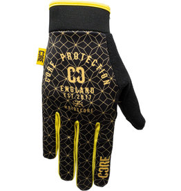 Core Core handschoenen zwart geel