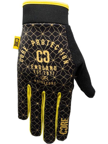 Core Handschoenen Black/Yellow