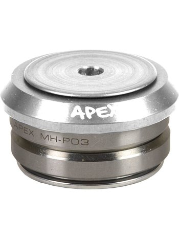 Apex Integrated Headset Silver