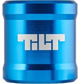 Tilt Tilt ARC double clamp blauw