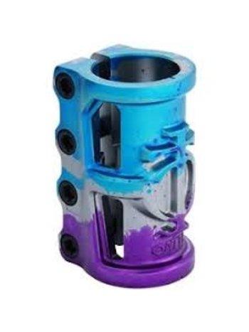 TRIAD Oath Cage 4 Bolts SCS Titanium/Blue/Purple