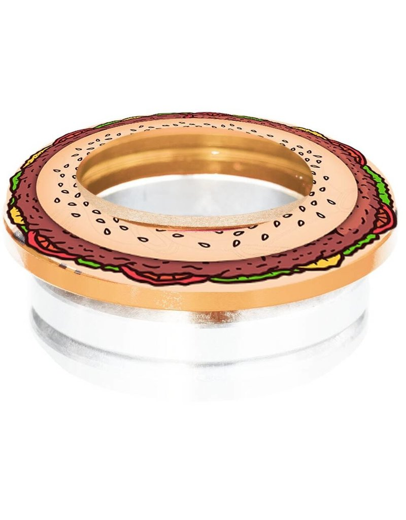 Chubby Wheels Chubby Burger Headset bronze