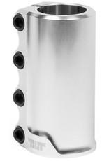 Tilt Tilt Rigid SCS clamp zilver