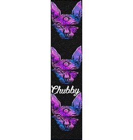 Chubby Wheels Chubby Griptape co spaced out