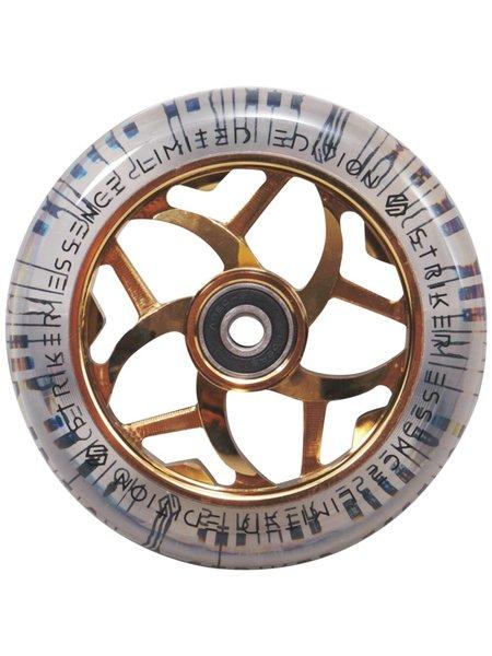 Striker Essence Clear Pu Wheels Gold