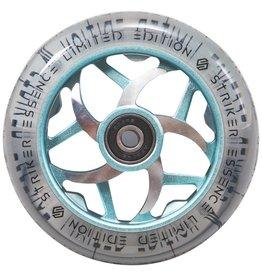 Striker Striker Essence clear Pu wielen 110mm teal