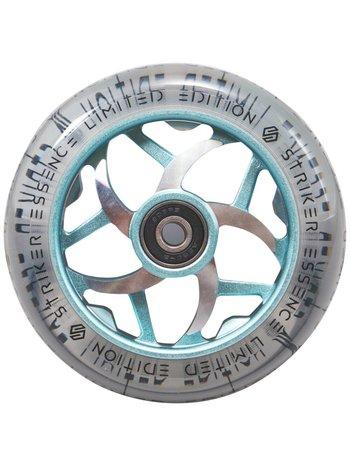 Striker Essence Clear Pu Wheels Teal