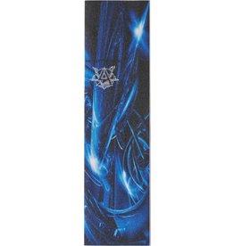 "Revolution Revolution 6"" griptape blue metal"