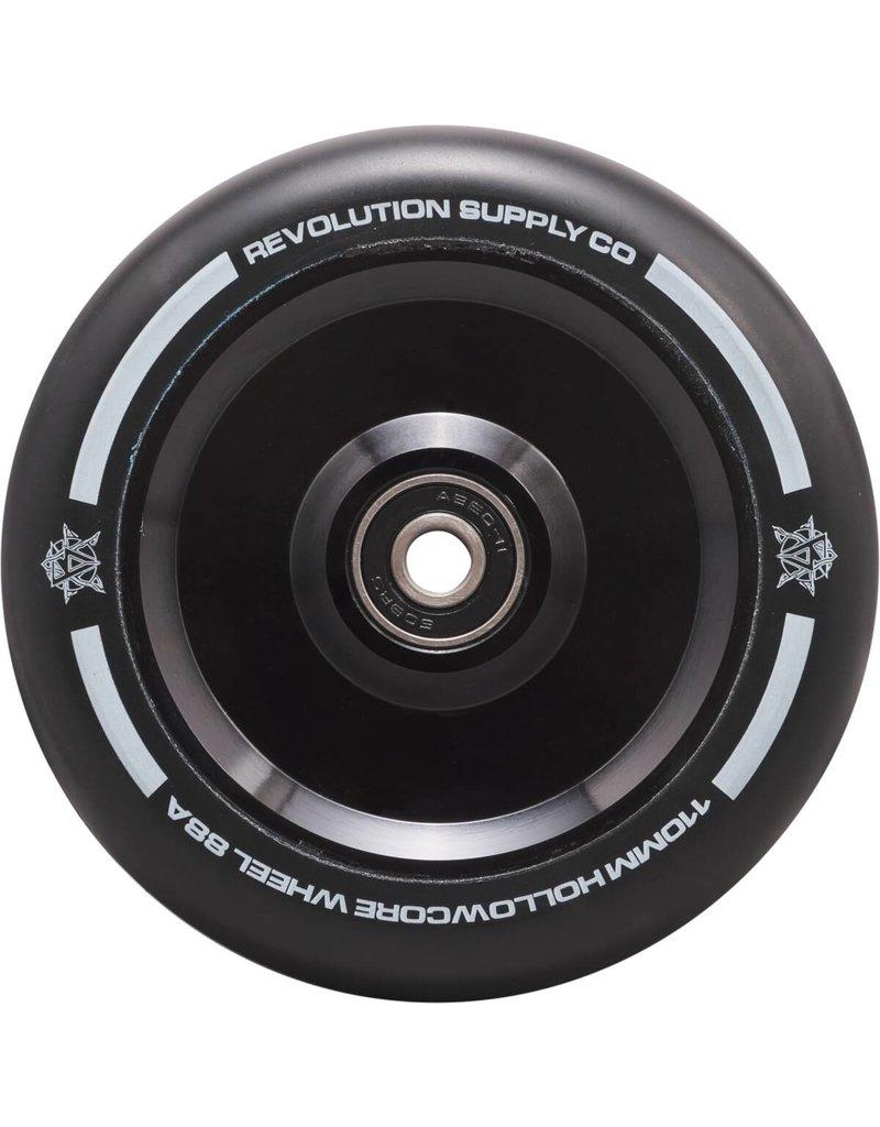 Revolution Revolution Hollowcore wielen 110mm zwart