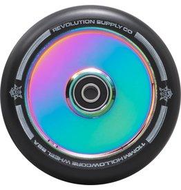 Revolution Revolution Hollowcore wielen 110mm neochrome
