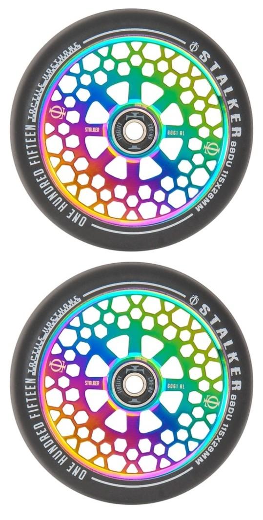 TRIAD Oath Stalker Wheels Neochrome