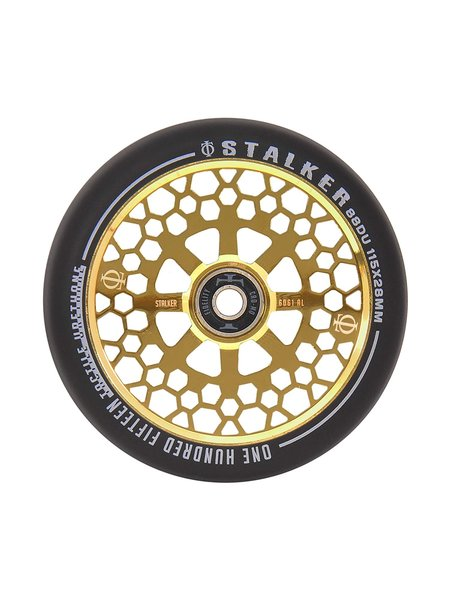 TRIAD Oath Stalker Wheels Neogold