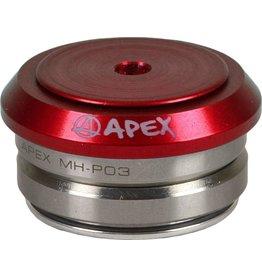 Apex Apex Integrated Headset Stuntstep rood