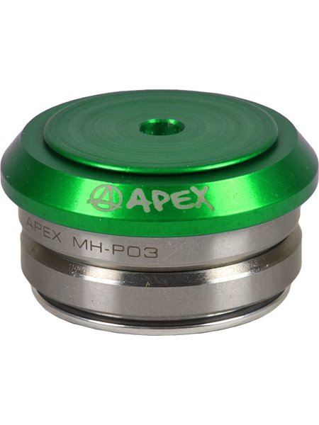 Apex Integrated Headset Green