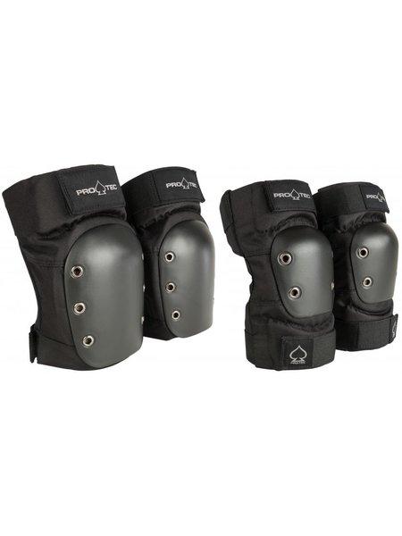 Pro-Tec  Pads Bescherming Set Black