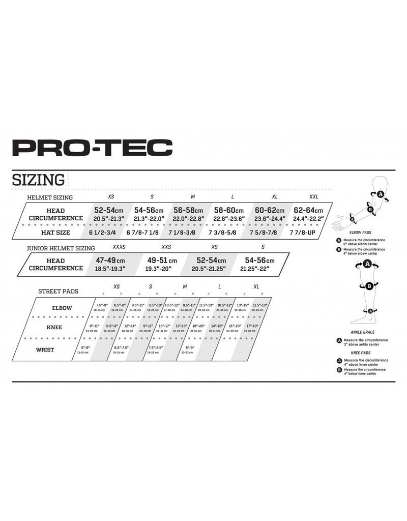 Pro-Tec  Pro-tec pads knie/elleboog set