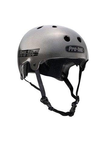 Pro-Tec  Old School Helm Metallic